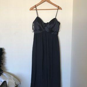 Fancy silk strappy dress❣️